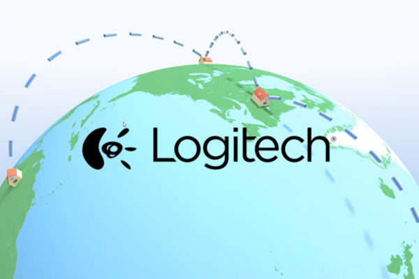 Logitech Animated Bumper Project